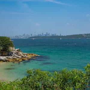 Lady Bay Beach, Sydney Harbour National Park