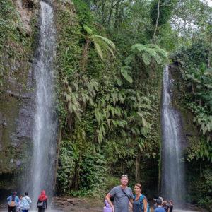 Stokel falls, Lombok