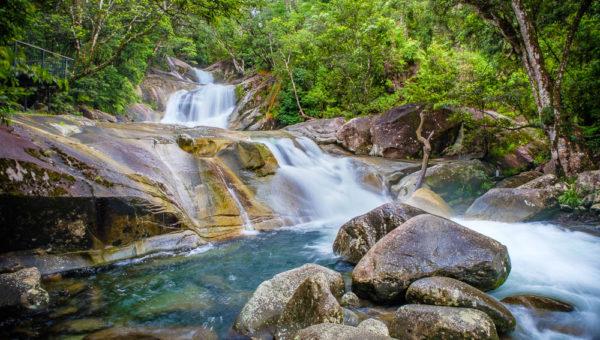 De Josephine Falls